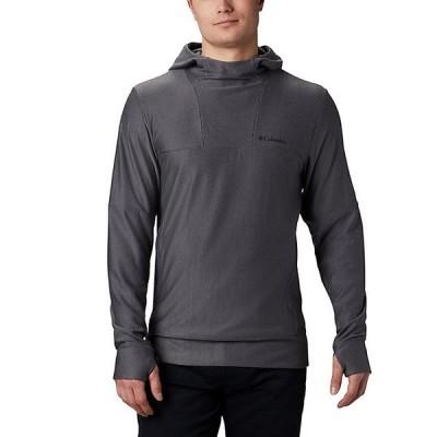 コロンビア パーカー・スウェットシャツ メンズ アウター Columbia Men's Maxtrail LS Midlayer Hoodie City Grey