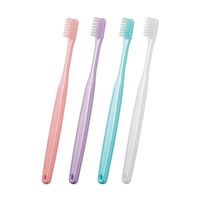 ライフレンジ 磨きやすい歯ブラシ コンパクト フラット ふつう SLT−01 1本