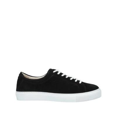 ロイヤルリパブリック ROYAL REPUBLIQ  メンズ スニーカー シューズ 靴 ブラック