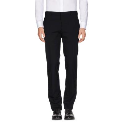 プラダ PRADA パンツ ブラック 44 バージンウール 96% / ポリウレタン 4% パンツ