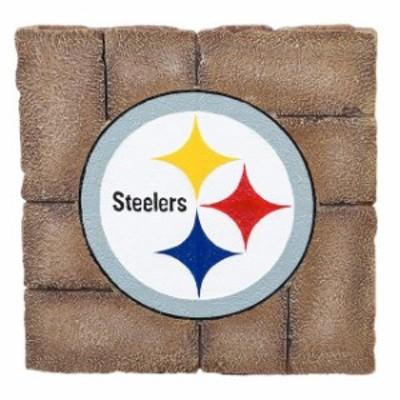 Evergreen Enterprises エバーグリーン エンタープライズ スポーツ用品  Pittsburgh Steelers Team Stepping Stone