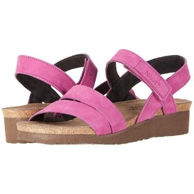 Naot Kayla レディース ヒール パンプス Pink Plum Nubuck