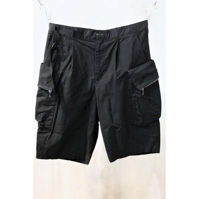 ヴィリジアン The Viridi-anne 製品染めショーツ CORDURA NYCO Dyeing Shorts VI-3313-04 21SS