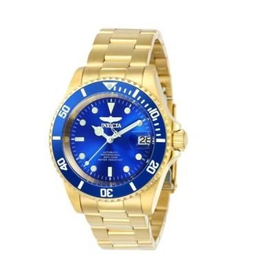 腕時計 インヴィクタ Invicta 24763 Men's Pro Diver Blue Dial Automatic Dive Watch