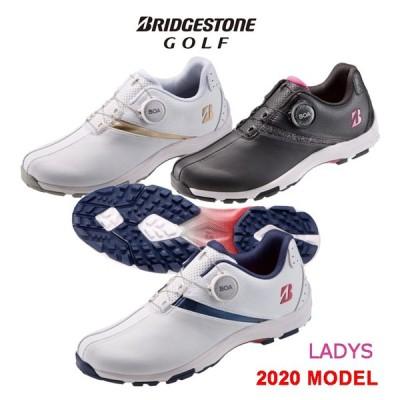 【2020年モデル】BRIDGESTONE GOLF ブリヂストンゴルフ レディス ゼロ・スパイク バイターライト シューズ SHG010