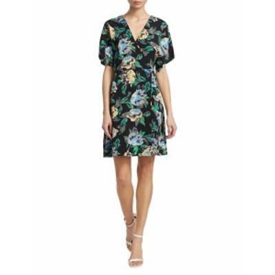 ダイアンフォンファステンバーグ レディース ワンピース Floral Mini Dress