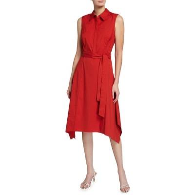 ラファイエットワンフォーエイト レディース ワンピース トップス Moxie Sleeveless Collared Dress