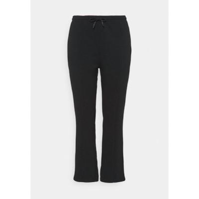 オンリー カルマコマ カジュアルパンツ レディース ボトムス CARDELLI LIFE - Trousers - black
