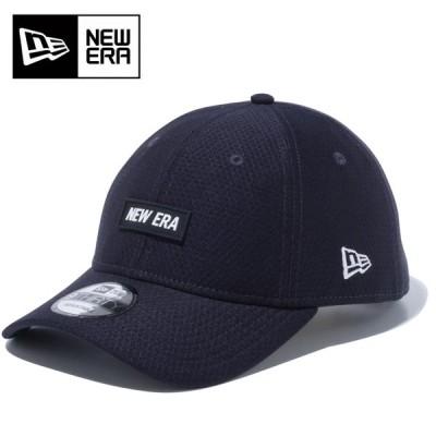 NEWERA ニューエラ 9THIRTY ラバーロゴ Hex Tech NEW ERA ネイビー × スノーホワイト 12540702 【キャップ/帽子/アウトドア】