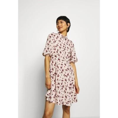 クローゼット ワンピース レディース トップス FULL SKIRT DRESS - Day dress - blush