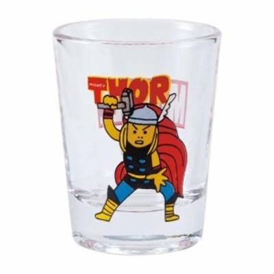 マーベル ミニ グラス ソー ショットグラス