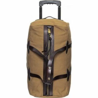 フィルソン Filson ユニセックス スーツケース・キャリーバッグ バッグ 20 rugged twill 43l rolling duffel bag - small Tan