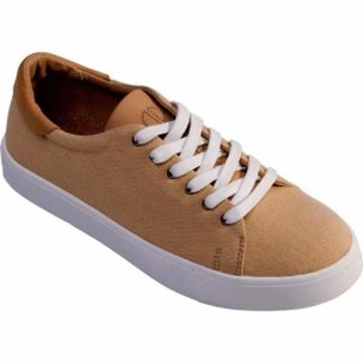 レヴィタライン Revitalign レディース スニーカー シューズ・靴 Pacific Canvas Tan