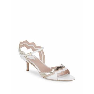 アペルライ レディース シューズ サンダル Two-Tone Metallic Sandals