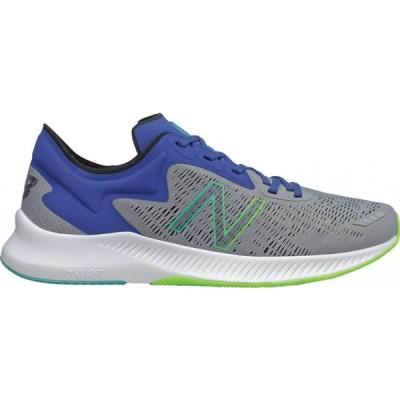 ニューバランス New Balance メンズ ランニング・ウォーキング シューズ・靴 Dynasoft PESU Road Running Shoe Steel/Team Royal/Energy Lime
