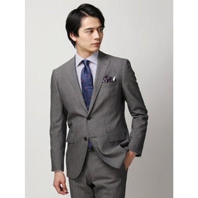 【blazer's bank.com】サマーライトウールモヘアシャンブレージャケット