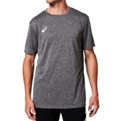 【セール】 アシックス メンズスポーツウェア 半袖ベーシックTシャツ OPショートスリーブトップ(モク) 2031A675.001 メンズ Pブ...