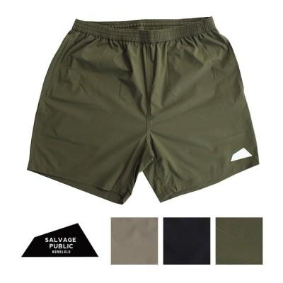 【SALE】SALVAGE PUBLIC(サルベージ パブリック)Regatta Shorts レガッタショーツ
