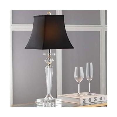 [新品]Safavieh Lighting Collection Harlow Crystal 25-inch Table Lamp (Set of 2) by Safavieh