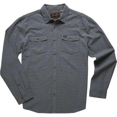 ハウラーブラザーズ メンズ シャツ トップス Howler Brothers Men's Sheridan Longsleeve Shirt