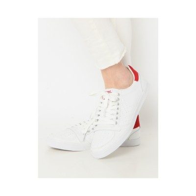 Sneakers Selection SLStadilAceLow/スニーカー(WHITE/RED) WHITE/RED