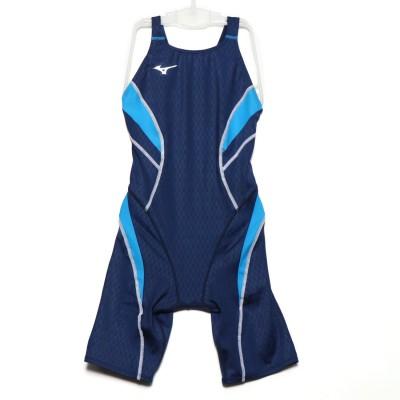 ミズノ MIZUNO レディース 水泳 競泳水着 ストリームアクティバ ハーフスーツ(オープン) N2MG824082【返品不可商品】