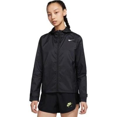 ナイキ Nike レディース ジャケット アウター Essential Jacket Black/Reflective Silver