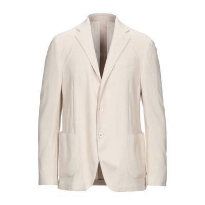 ラルディーニ LARDINI テーラードジャケット ベージュ 54 コットン 100% テーラードジャケット