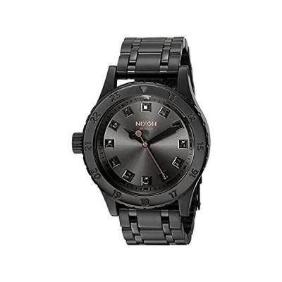 Nixon女性38–20' 's Quartz Metal andステンレススチールAutomatic Watch, Color : Black