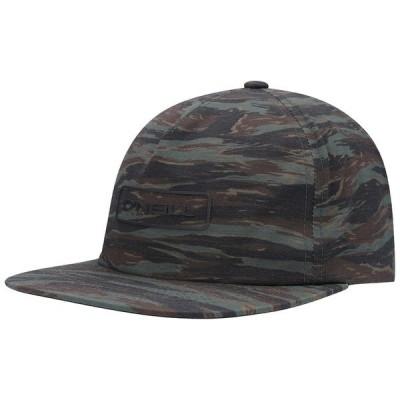 オニール メンズ 帽子 アクセサリー O'Neill Hybrid Snapback Hat Camo