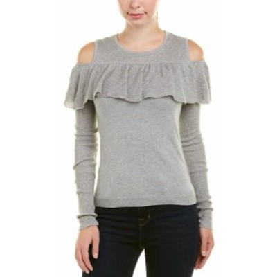 Autumn Cashmere オータムカシミア ファッション トップス Cotton By Autumn Cashmere Cold-Shoulder Top