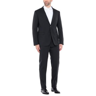 トネッロ TONELLO スーツ スチールグレー 52 バージンウール 97% / ポリウレタン 3% スーツ