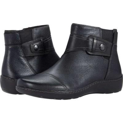 クラークス Clarks レディース シューズ・靴 Cora Tropic Black Leather
