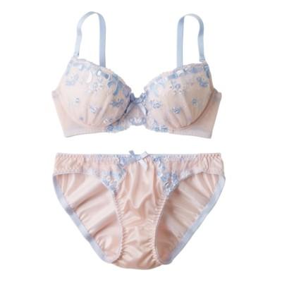 キュミナブラジャー・ショーツセット(F70/M) (ブラジャー&ショーツセット)Bras & Panties