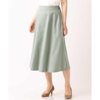 a.v.v / カラーフレアミディスカート WOMEN スカート > スカート