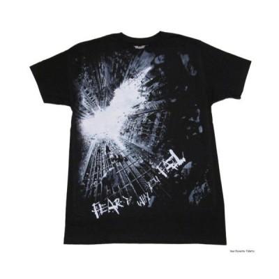 Tシャツ ディーシーコミックス Batman Dark Knight Rises Fear Is Why You Fail DC Comics Shirt