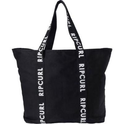リップカール Rip Curl レディース トートバッグ バッグ Standard Tote Essentials Beach Bag Black/White