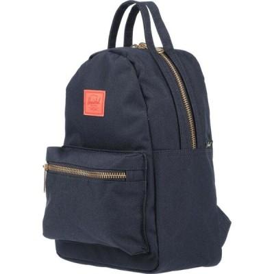 ハーシェル サプライ HERSCHEL SUPPLY CO. メンズ バッグ backpack & fanny pack Dark blue