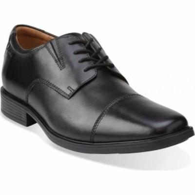 クラークス Clarks メンズ 革靴・ビジネスシューズ シューズ・靴 Tilden Cap Toe Oxford Dark Tan Leather