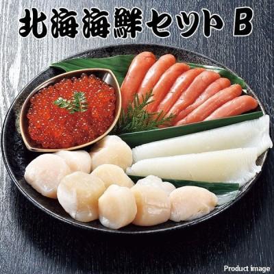 ギフト 北海 海鮮 セット 詰め合わせ B 内祝 お返し お礼 お取り寄せ 北海道
