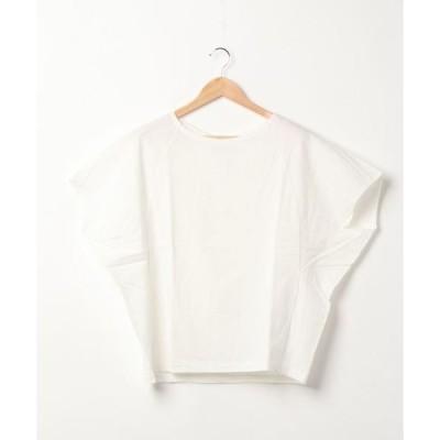 tシャツ Tシャツ ラスティックVネックプルオーバー