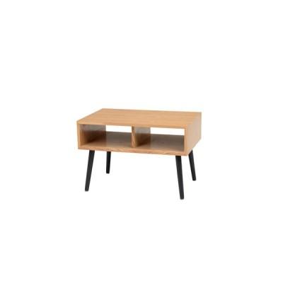 テーブル MT-6480NA/BR ローテーブル センターテーブル リビングテーブル サイドテーブル
