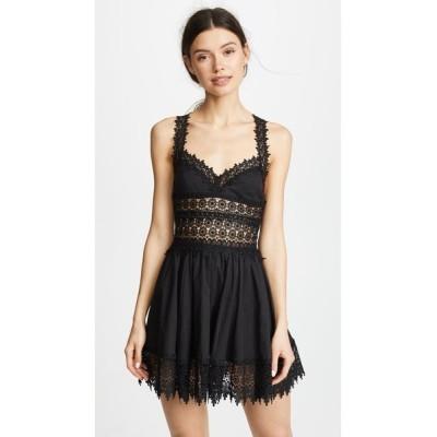 チャロ ルイス レディース ワンピース ワンピース・ドレス Marilyn Dress Black