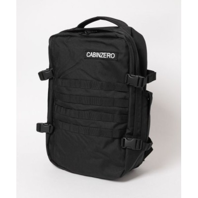 SENSE OF PLACE by URBAN RESEARCH/センスオブプレイス バイ アーバンリサーチ CABINZERO MILITARY(36L) BLACK FREE