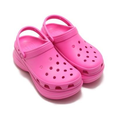 クロックス crocs サンダル クラシック ベイ クロッグ ウィメン (Electric Pink) 20FA-I