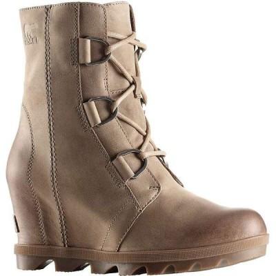 ソレル レディース ブーツ・レインブーツ シューズ Sorel Women's Joan of Arctic Wedge II Boot
