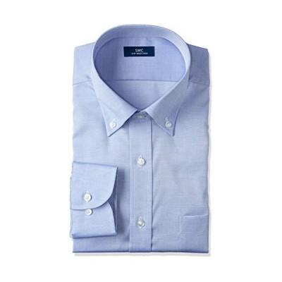 [チョーヤ] SMC CONTEMPORARY 長袖メンズ ワイシャツ CMD093 150-ボタンダウン 日本 4182 (日本サイズL相当)