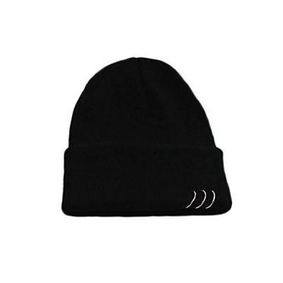 Haluoo Women's Ring Beanie Caps Slouchy Knitted Hip Hop Skull Cap Snowboard Hats Ski Cap
