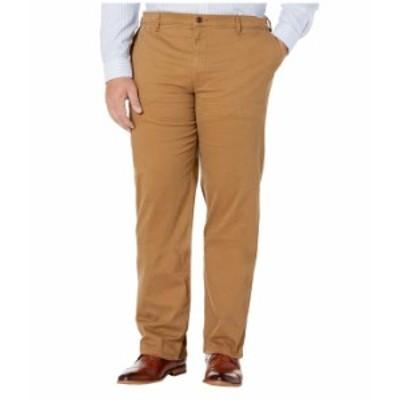 ドッカーズ メンズ カジュアルパンツ ボトムス Big & Tall Tapered Fit All Seasons Tech Original Khaki Pants Leather