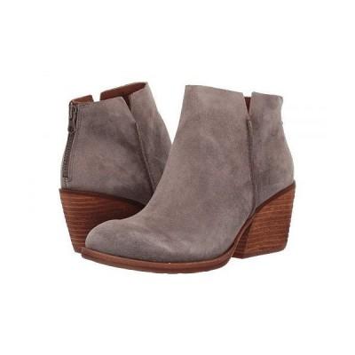Kork-Ease コークイーズ レディース 女性用 シューズ 靴 ブーツ アンクル ショートブーツ Chandra - Grey Suede